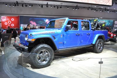 El Jeep Gladiator Rubicon