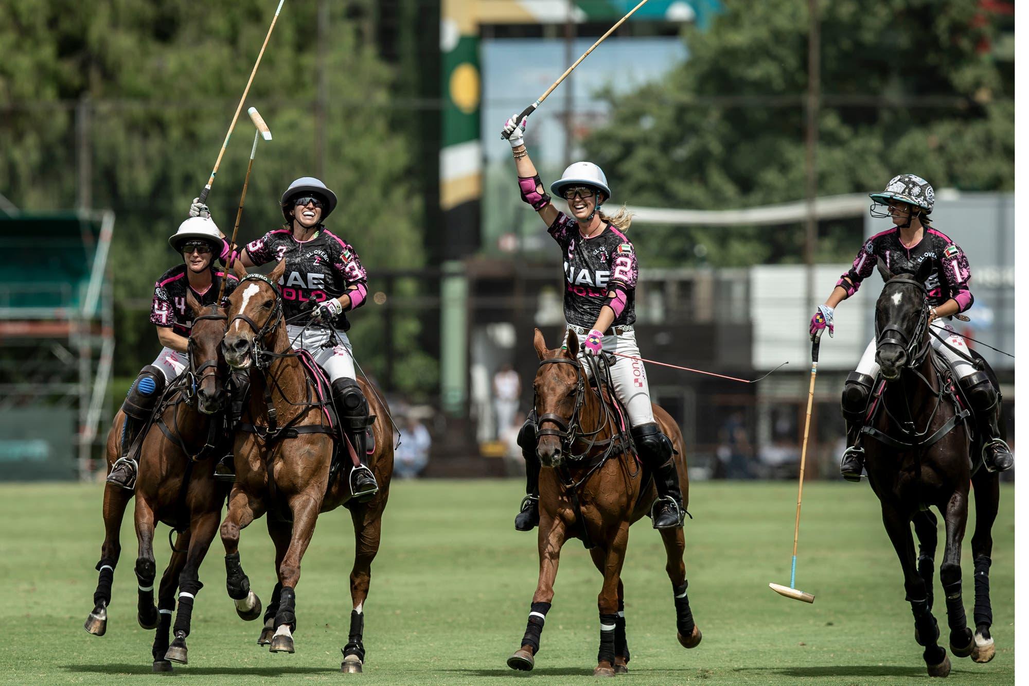 ¡Campeonas de Palermo! Las chicas de El Overo se consagraron frente a La Dolfina Brava e hicieron historia