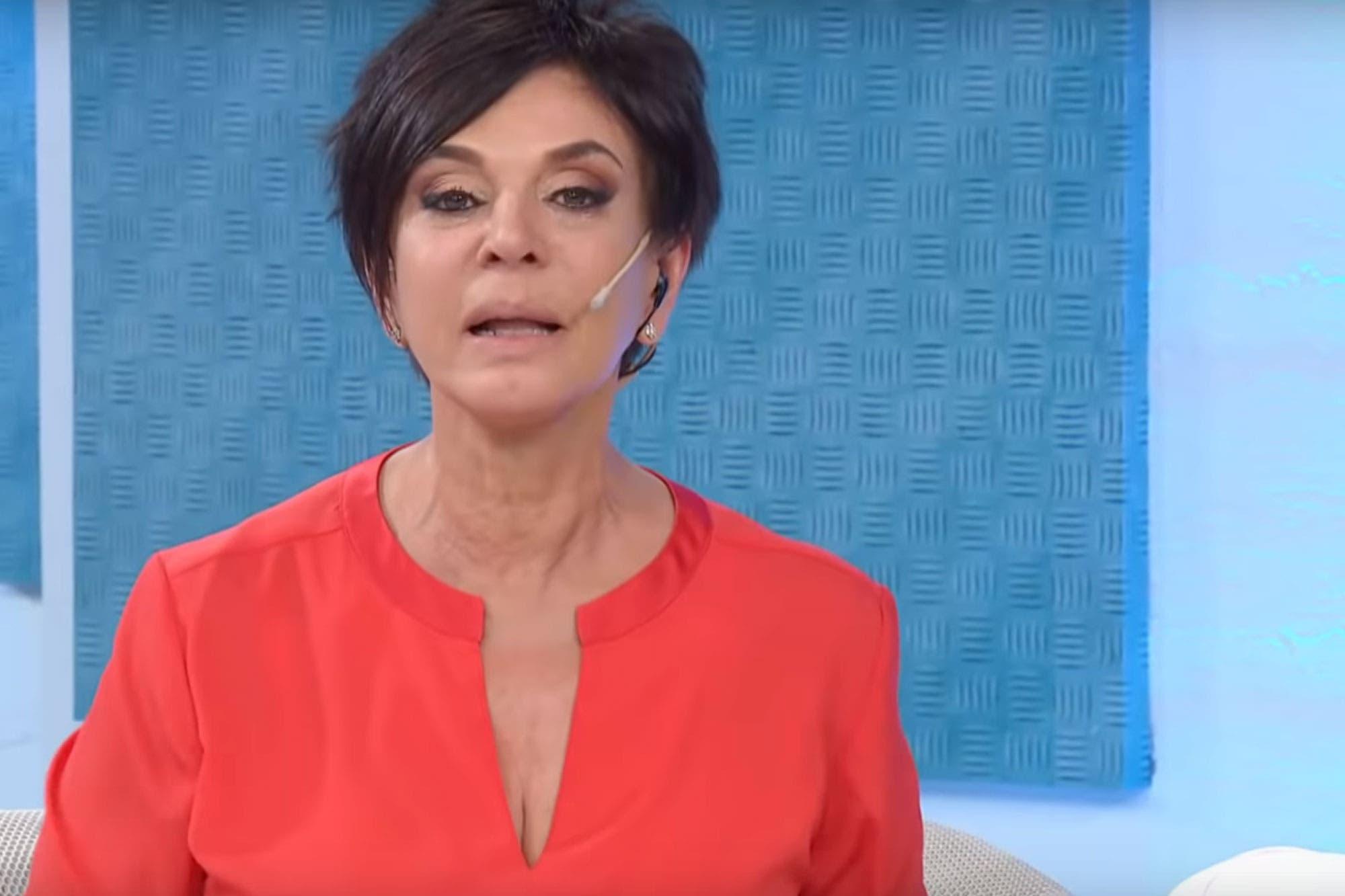 Mónica Gutiérrez se quebró al hablar con Julieta, la novia de Fernando Báez Sosa