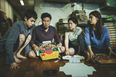 Parasite, la película de Corea del Sur que hizo historia en Hollywood