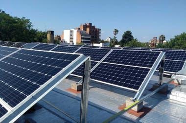 """En 2016 nació el proyecto """"Parque Solar Escolar"""", a través de Escuelas Verdes, para impulsar el uso de energía renovable en los establecimientos educativos."""