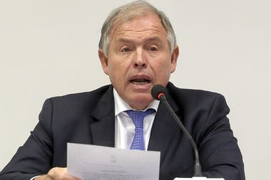 Gerardo Werthein, presidente del Comité Olímpico Argentino (COA)