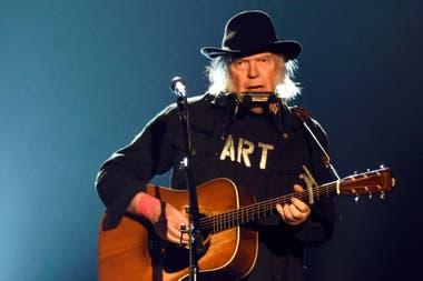 ¿Es Le Noise lo más flojo del bueno de Neil Young?