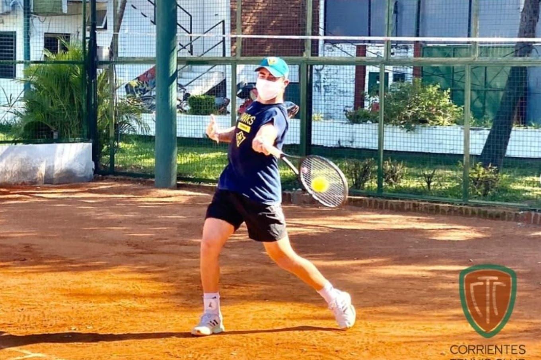 Volvió el tenis: Corrientes fue la primera provincia en habilitar la práctica