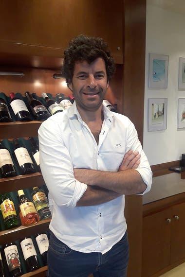 """Alejandro Helou (Grupo Peñaflor): """"En nuestra plataforma pasó a representar una parte importante de nuestras ventas en el vino de alta gama"""""""