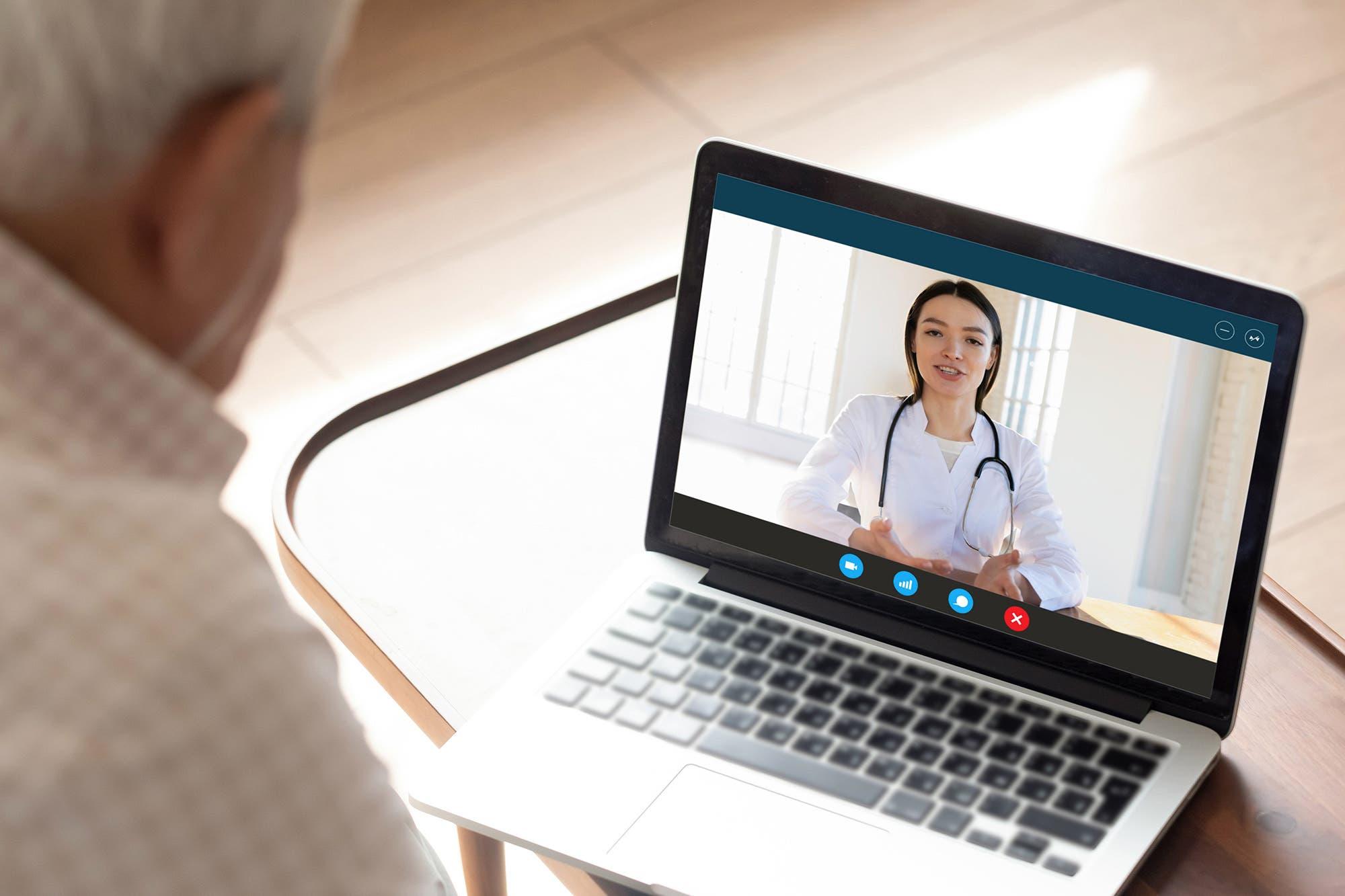 Coronavirus: anticipan que tras la pandemia, la telemedicina se usará en el 80% de las consultas