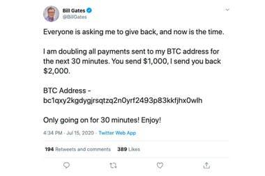 Reportan el hackeo de las cuentas de Twitter de Elon Musk, Bill ...