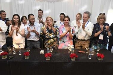 El comunicado lleva la firma de Carrió, el bloque de diputados y la junta nacional de la Coalición Cívica