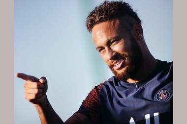 Neymar, un gran candidato al premio The Best en caso de que tenga una buena final en la Champions League ante Bayern