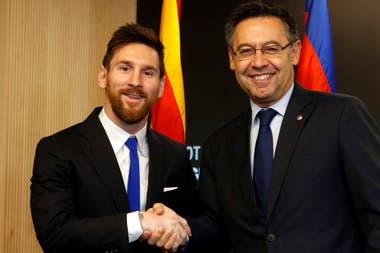 Messi y Bartomeu: el escándalo de Leo fue el gran detonante