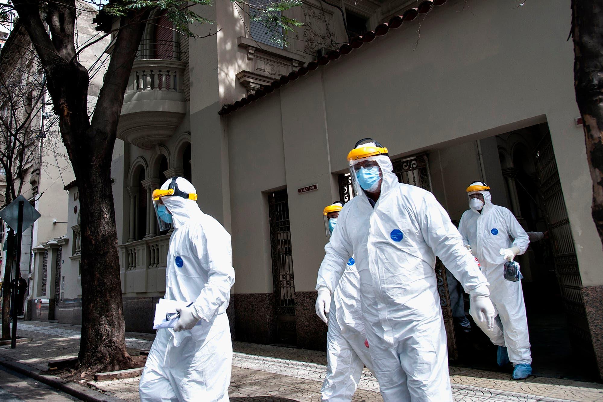 Coronavirus en la Argentina: reportaron 262 muertos y el país llegó al puesto 16 en cantidad de fallecidos