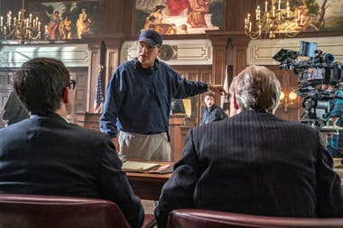 Sorkin dirigiendo el film que llegará a Netflix el 16 de octubre