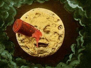 Todo un ícono del primer gran mago del cine, Georges Méliès