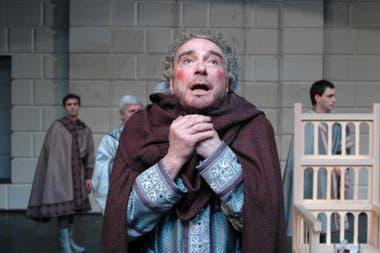 Enrique IV, el retorno de un clásico de Alfredo Alcón que se estrenó en el San Martín