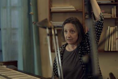 Liliana pasó a los anales del rock local como una de las primeras mujeres en tocar la batería en un escenario