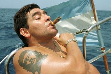 En la Habana, Cuba, año 2000