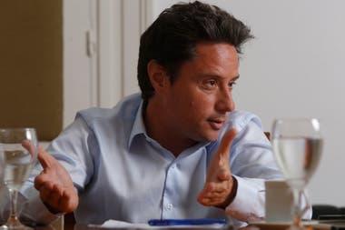 Gabriel Sánchez Zinny, funcionario del gobierno bonaerense de María Eugenia Vidal, tiene una muy buena relación con Hunter Biden, uno de los hijos del presidente electo
