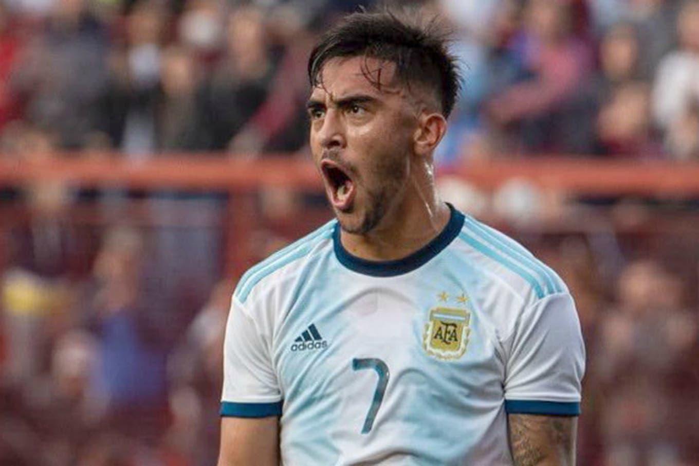 Argentina-Paraguay: quién es Nicolás González, el inesperado reemplazante de Nicolás Tagliafico que eligió Lionel Scaloni