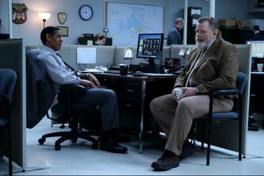 Brendan Gleeson en Mr. Mercedes