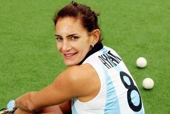 Lucha Aymar, la deportista mujer que mejor representa al país a nivel internacional, según los argentinos