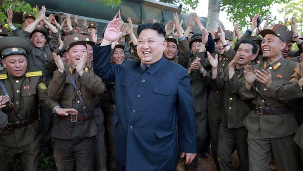 Una amenaza a Trump en Navidad: Corea del Norte insistió en que sus misiles pueden alcanzar EE.UU.