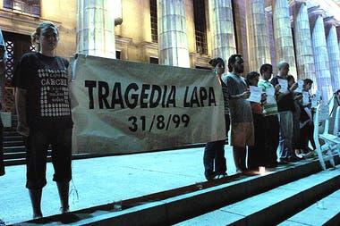 La tragedia de LAPA, en 1991, selló de algún modo su suerte