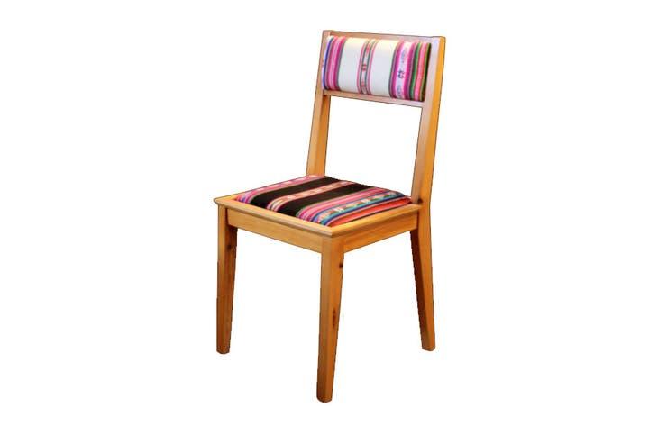 10 modelos de sillas para tu comedor la nacion for Modelos de sillas para comedor
