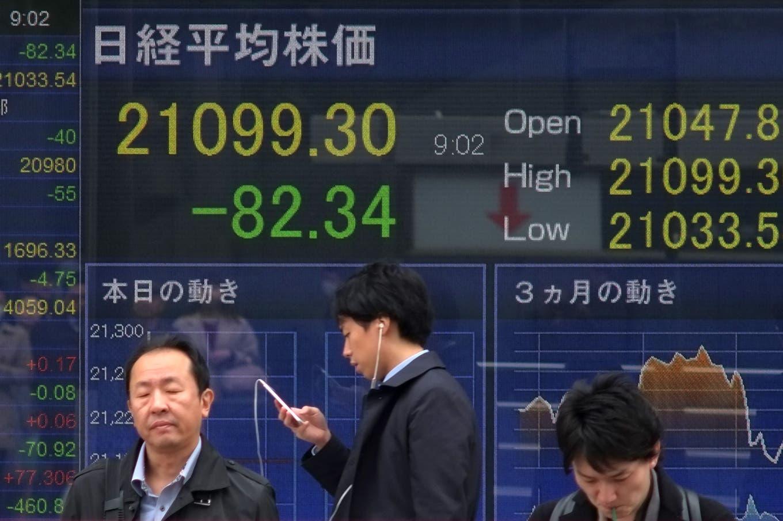 Las bolsas del mundo reaccionan a la renuncia del asesor económico de Donald Trump