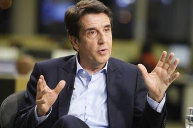 El economista y expresidente del Banco Nación Carlos Melconian