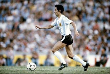 Ardiles jugó los mundiales de 1978 y 1982