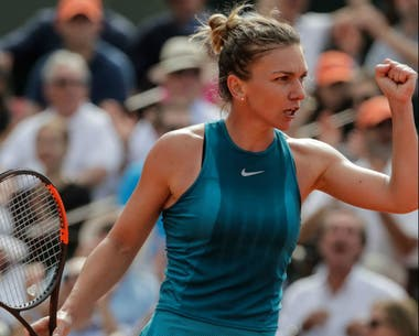 Roland Garros La Rumana Simona Halep Venció A Sloane Stephens Y