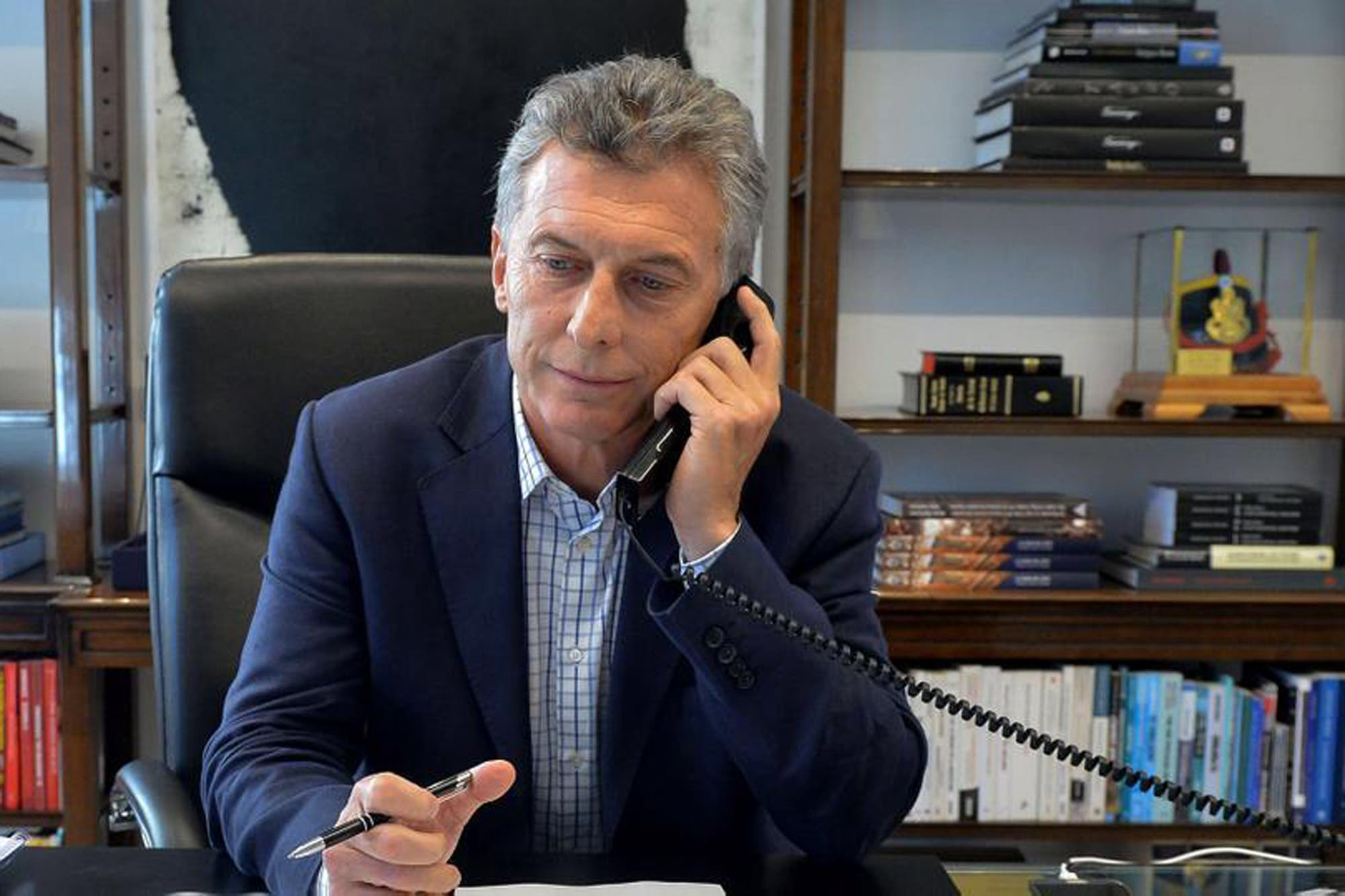 Macri no viaja a la asunción de Bolsonaro