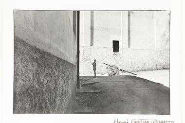 """""""Salerno, Italia"""", de Henri Cartier Bresson"""