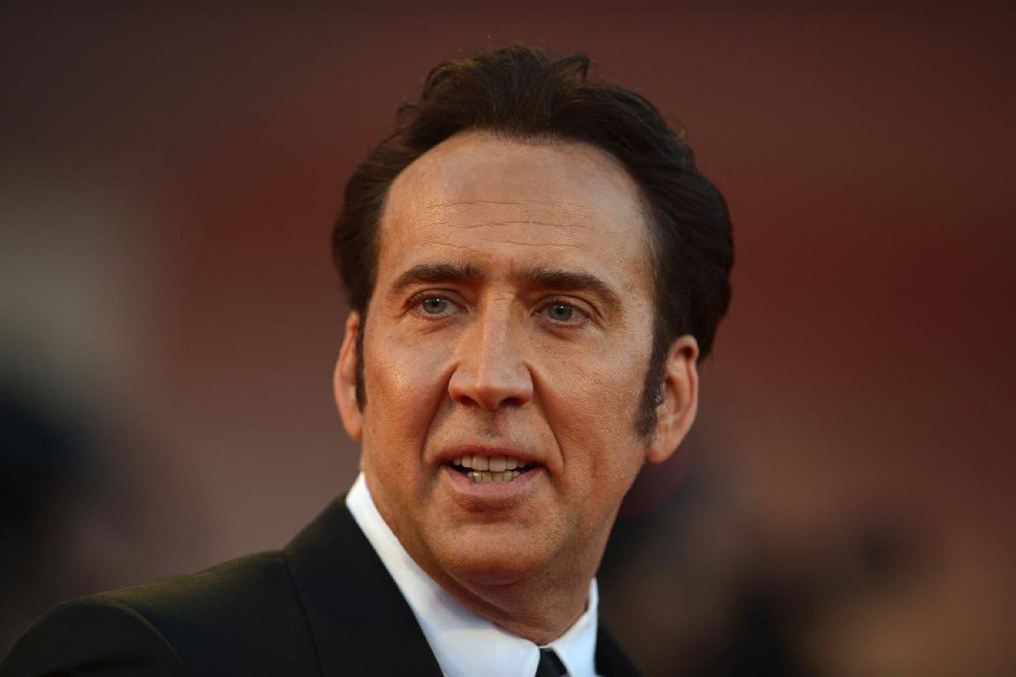 """La increíble confesión de Nicolas Cage: """"Fui en busca del Santo Grial"""""""