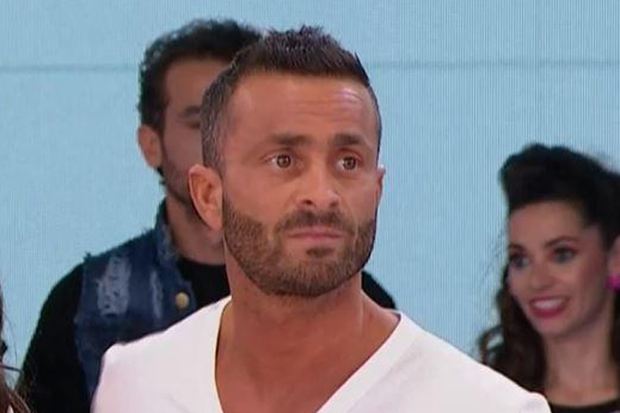 """Martín Baclini, sobre el consejo de Pampita a Cinthia Fernández: """"Sé muy bien quién soy con ella y con las nenas"""""""