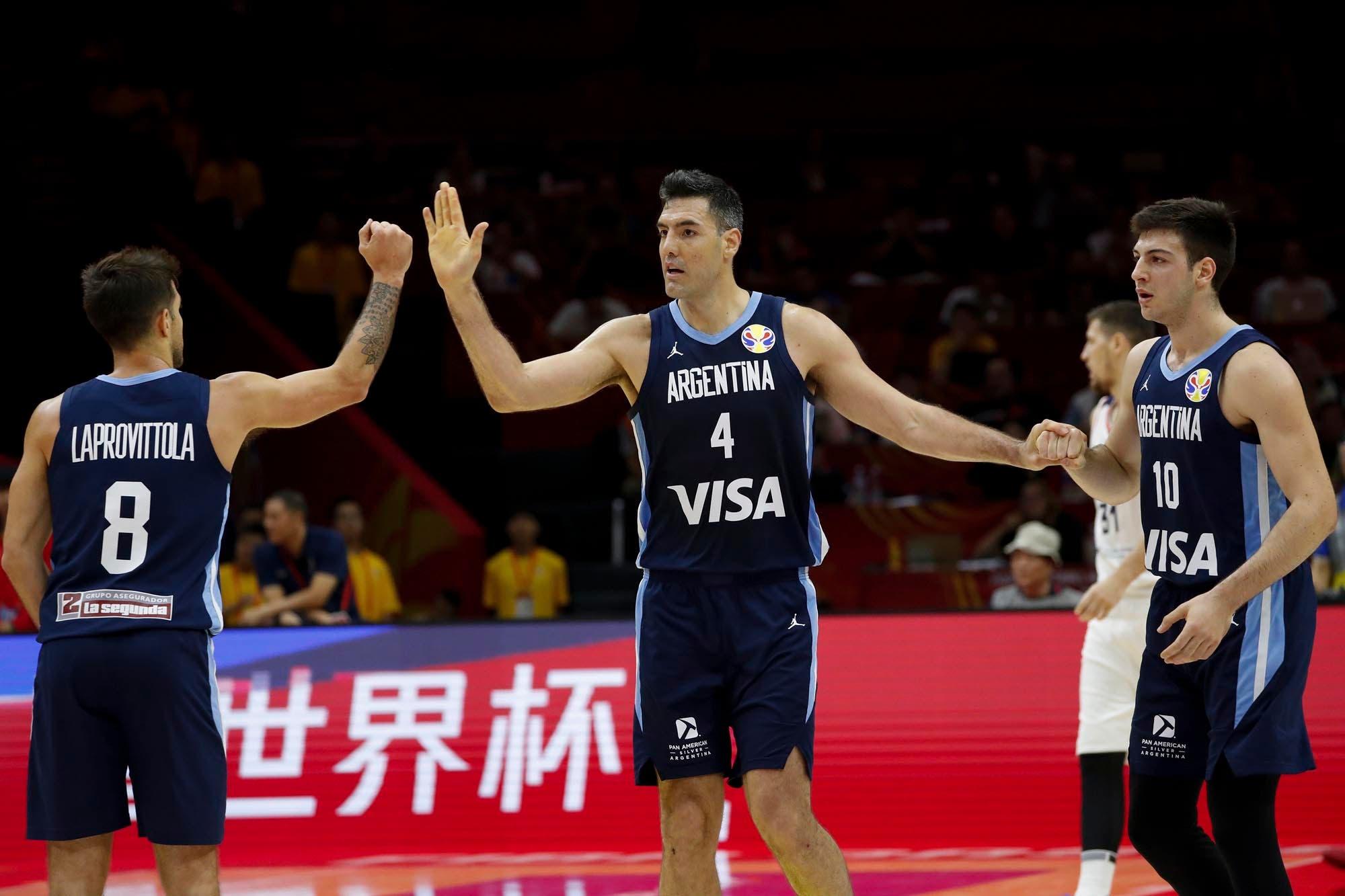 Mundial de básquet: días y horarios de los partidos de la Argentina en la segunda rueda