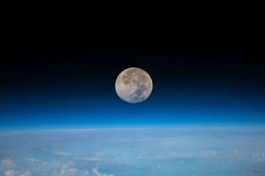 La Luna jugó un papel clave para que la vida se dé en la Tierra