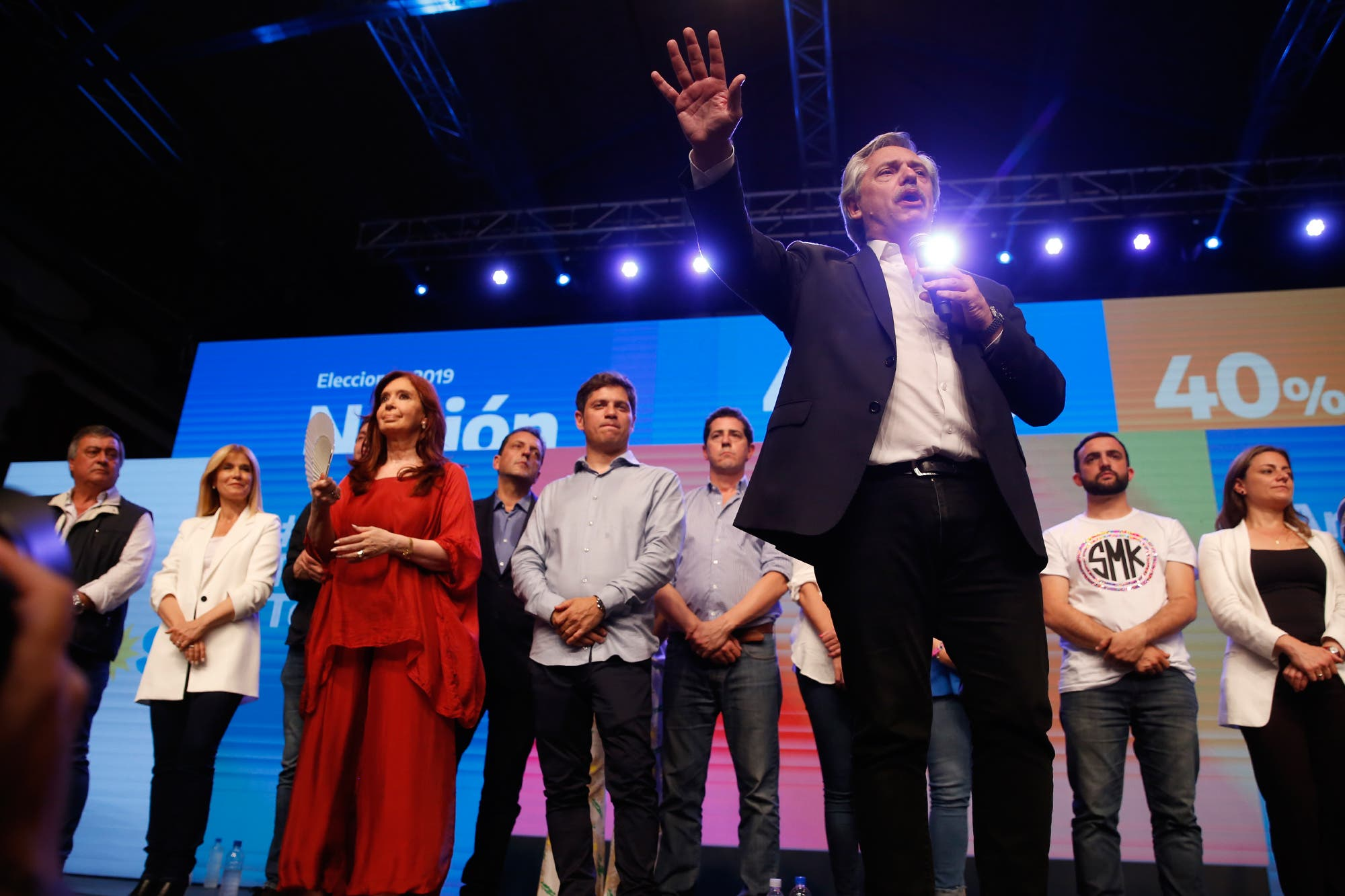 Alberto Fernández agradeció el saludo del premier británico, pero le reclamó por Malvinas