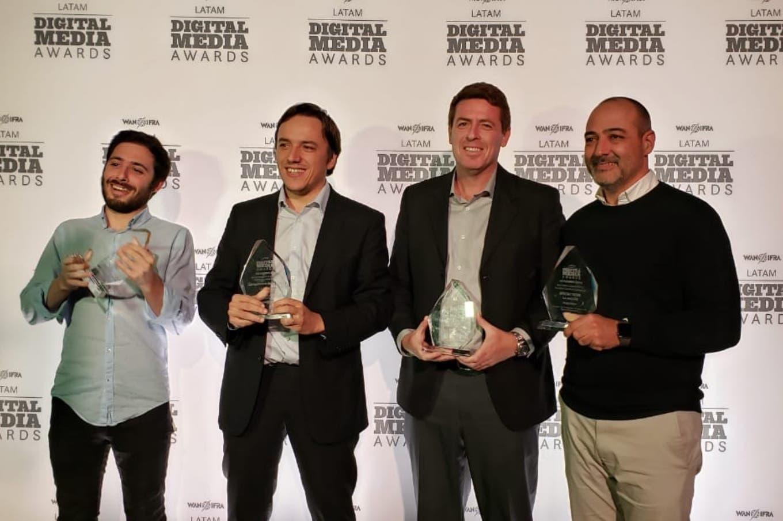 LA NACION, el máximo ganador, de los LATAM Digital Media 2019: se llevó cuatro premios