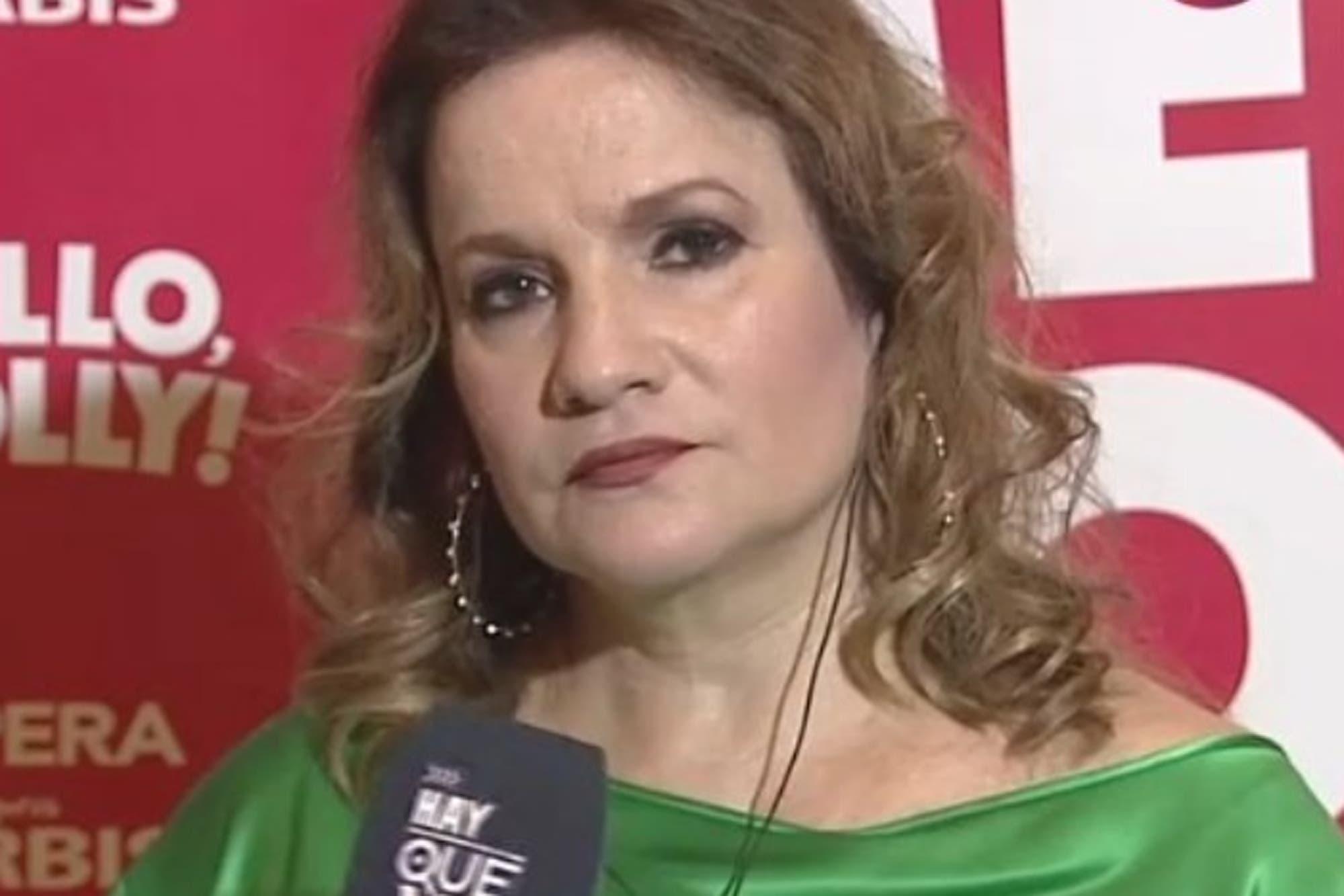 """Lucía Galán, sobre la denuncia de Anna Chiara Del Boca a Ricardo Biasotti: """"Yo lo hubiera tratado puertas adentro"""""""