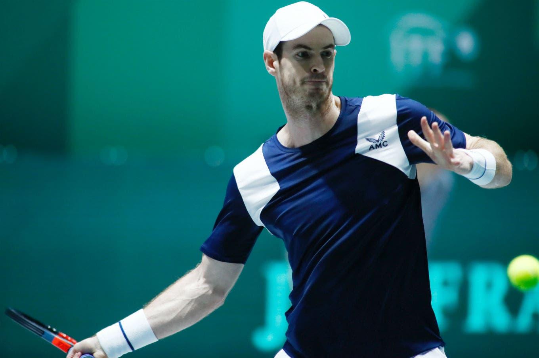 El dolor de Andy Murray: confirmó que no jugará el Abierto de Australia