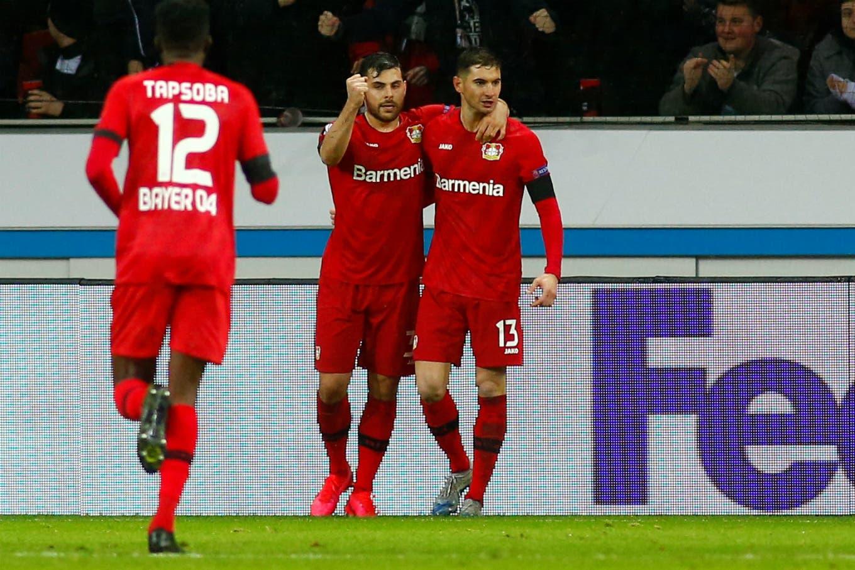 Europa League. Comenzaron los 16avos de final con goles argentinos y una dura derrota de Ajax