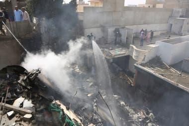 Paquistán ha registrado varios accidentes aéreos, civiles y militares en los últimos años