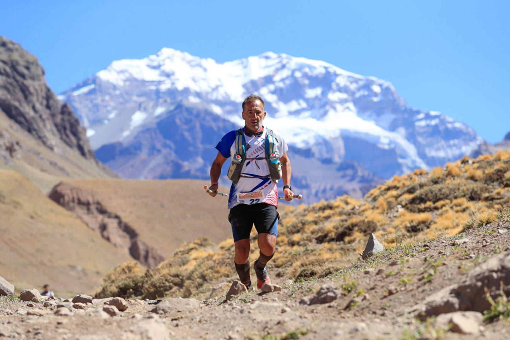En la montaña, como en la vida, hay imponderables y cosas que uno no puede manejar. Por eso el objetivo debe ser disfrutar los pasos.