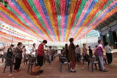 Coronavirus: Corea del Sur admite por primera vez que atraviesa una segunda ola de contagios