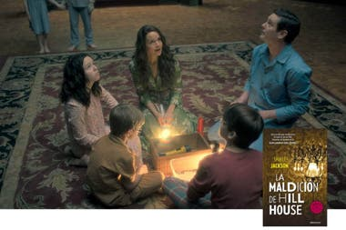 La maldición de Hill House. Serie: La maldición de Hill House
