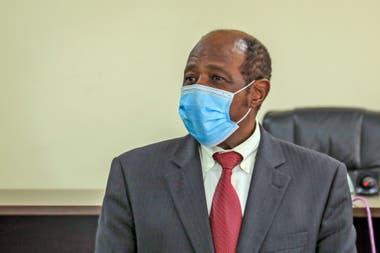 Paul Rusesabagina, conocido mundialmente por ser el gerente del hotel Mille Collines de Kigali en el que salvó a cientos de personas durante el genocidio de Ruanda
