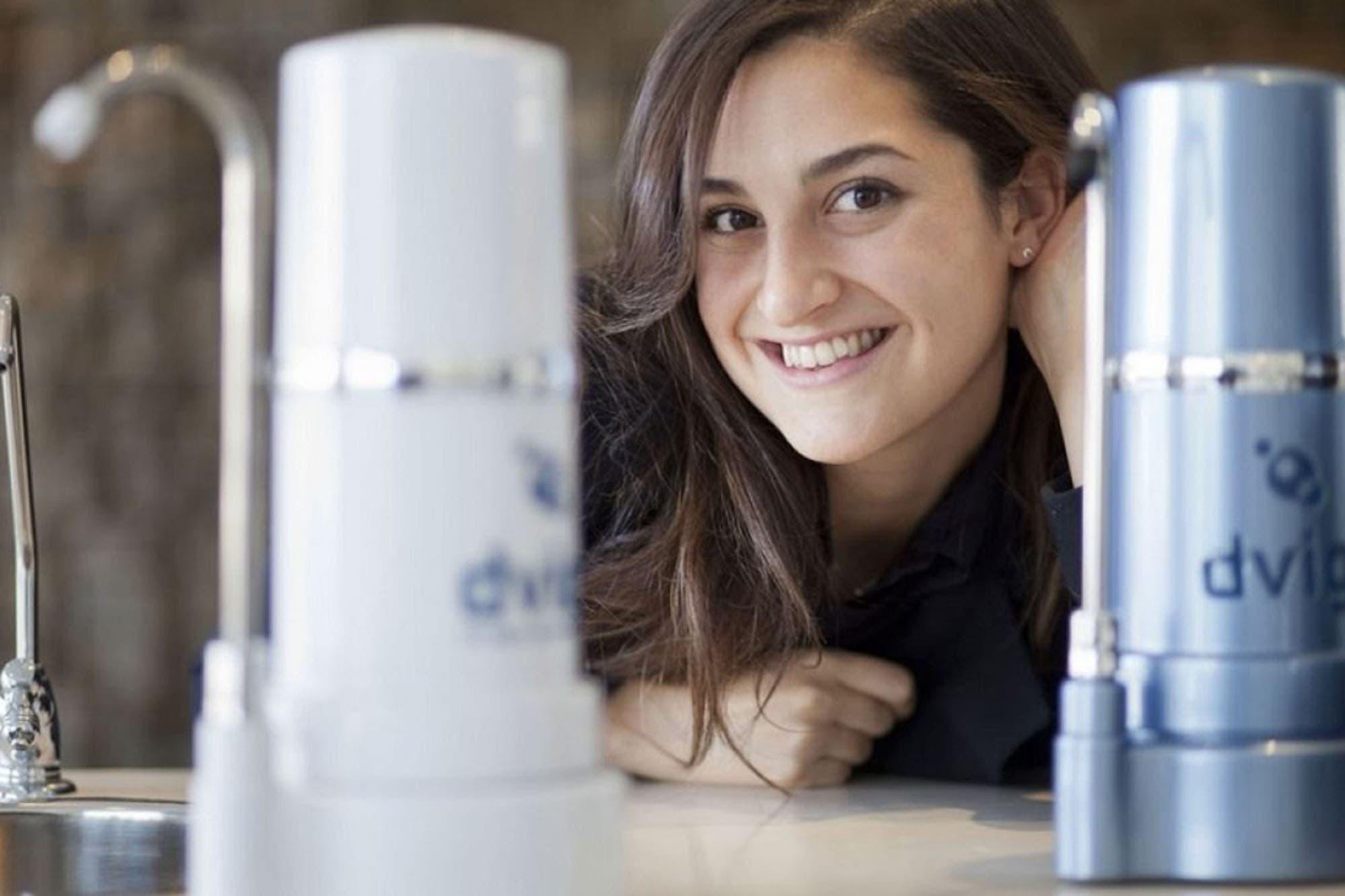 Purificadores de agua: una empresa saludable que apunta al mercado global
