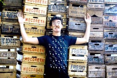 Charly García 1985
