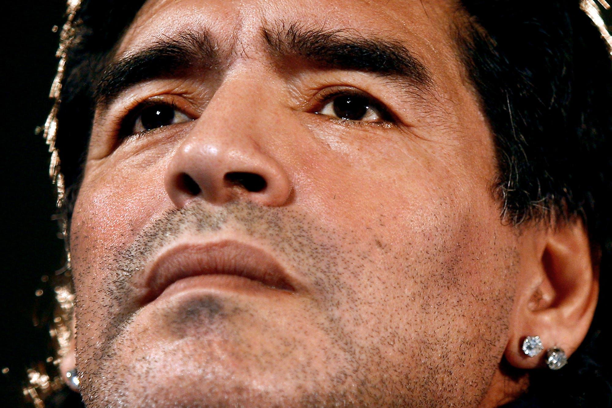 Diego Maradona nunca morirá